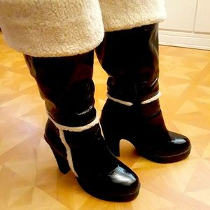 Winter baby phat boots